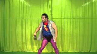 日本のスーパーロボット、ゲッターロボの主題歌でタンバリン! 『Asia's...