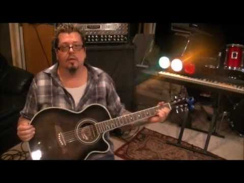 How to play We Rode In Trucks by Luke Bryan on guitar by Mike Gross