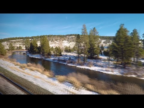 Truckee, CA To Reno, NV - Amtrak California Zephyr