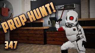 Morning News Gone Awry! (Prop Hunt! #347)