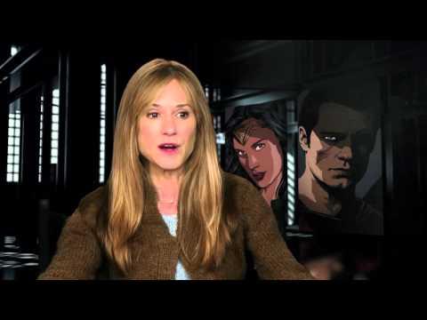 Batman v Superman: El Amanecer de la Justicia - Entrevista a Holly Hunter