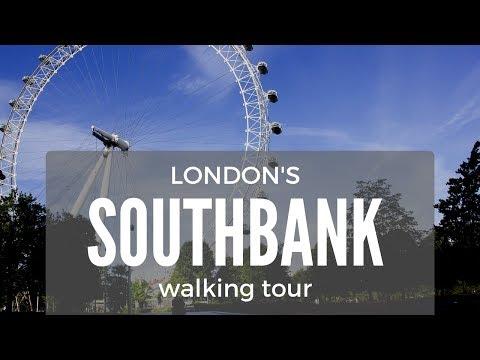 London walking tour Bankside & Southwark, London travel tours around London's Tower Bridge