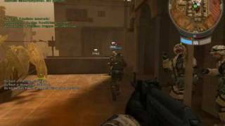 Battlefield 2 Gameplay part 1/2