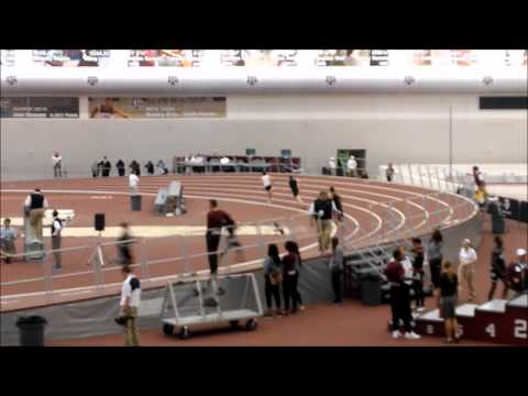 texas a track meet indoor