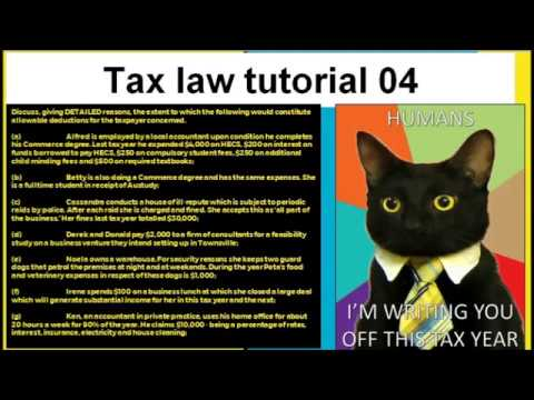 BX3112 LA4023 tutorial 04