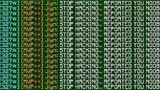 300⭐ bedwars player thinks i hack...