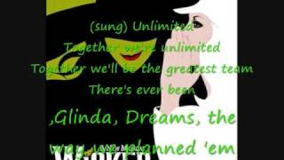Repeat youtube video Wicked Defying Gravity