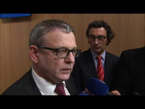 Ministr Zaorálek se zúčastnil Rady pro zahraniční věci v Bruselu – 6. 3. 2017