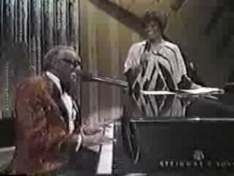 Dionne Warwick Ray Charles Baby Its Cold Outside G...