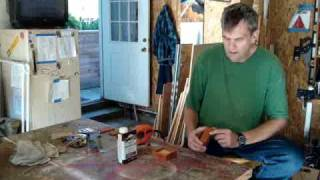 Scrap Wood Project - Build A Picture Frame Box: Pt.3