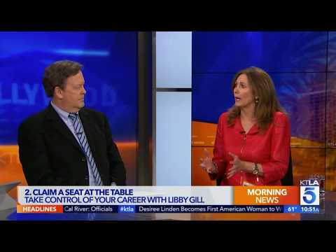 KTLA Morning Show - Take Charge of Your Career