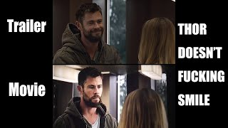 Avengers: Endgame (2019) - Trailer vs Movie Comparison [HDTS Quality] ◖có Vietsub◗
