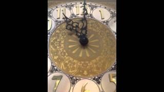 Ridgeway Triple Chime Grandfather Clock