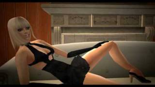 Repeat youtube video Lady GaGa - Paparazzi - The Sims 2 HD