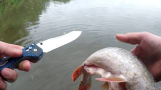 Рыбалка на Клязьме. Октябрь 2017