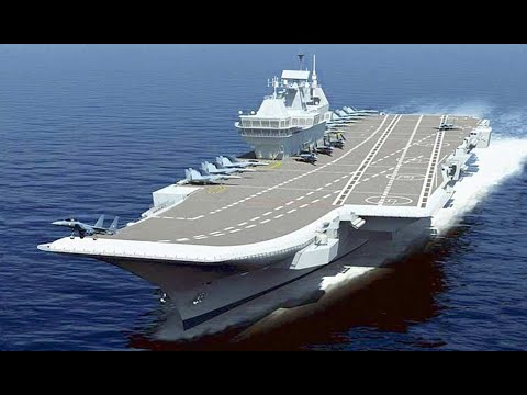 New Russian Aircraft Carrier more dangerous than Shtorm! Novi ruski nosač aviona