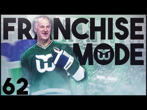 "NHL 18 - Hartford Whalers Franchise Mode #62 ""Still No"""