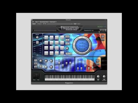 SONiVOX Reggaeton: Instrumento Virtual