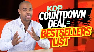 How To Use KDP Countdown Deals - Kindle Publishing in 2020