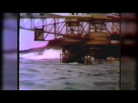 An Introduction to Christmas Island Indian Ocean - Steven Tan Documentary 1977 (7/8)