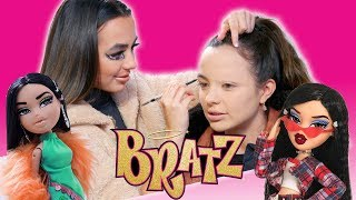 turning-each-other-into-bratz-dolls-merrell-twins