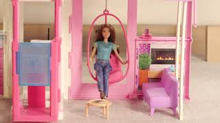 La maison de luxe Barbie