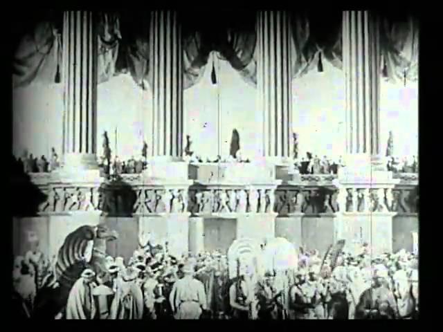 Ben Hur (1926) - Trailer