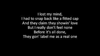 Quando Rondo - In My Section (Lyrics)
