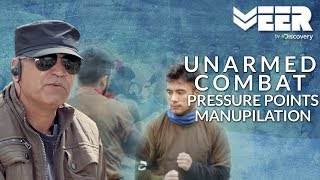 Unarmed Combat - Pressure Points Manipulation | India