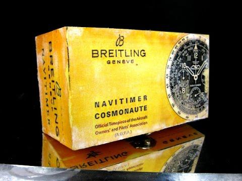 Breitling Navitimer Cosmonaut Vintage