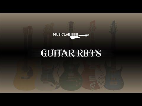 Guitar Riffs. Part 1