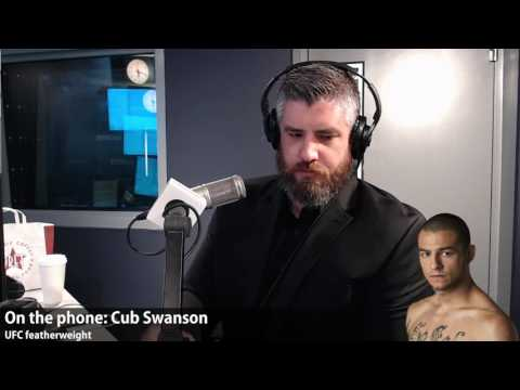Cub Swanson Argues He's The Top Featherweight Contender
