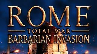 Rome Total War: Barbarian Invasion - Sassanid Campaign Livestream