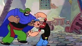 Phim hoạt hình [Thủy thủ Popeye] Tập Popeye Gặp Alibaba
