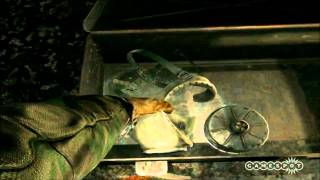 Metro last light PC gameplay - In the SUBWAY! [HD]