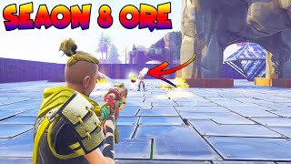 Raging Scammer Loses NEW SEASON 8 ORE!!! (Scammer Gets Scammed) Fortnite Save The World