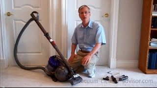 Dyson DC39 Animal Review