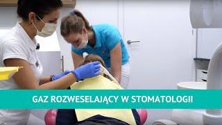 Gaz rozweselający w leczeniu zębów