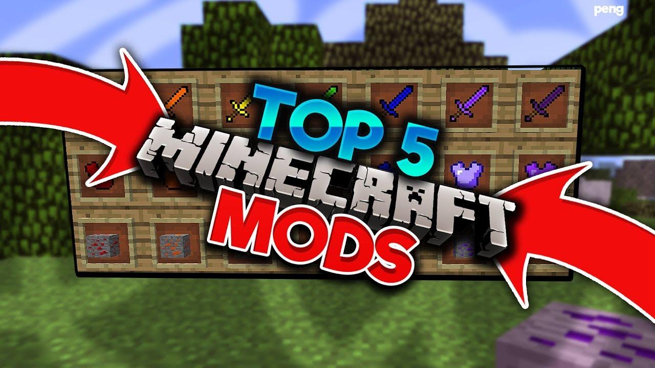 Top 8 Best Minecraft Mods 8