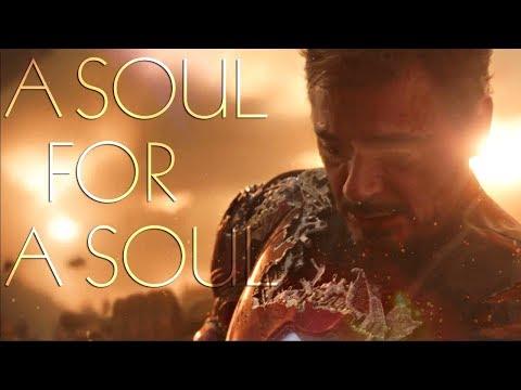 (Marvel) Avengers | A Soul For A Soul