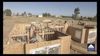 Watch this Home Being Framed and Sided in 12 Days.