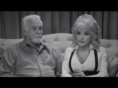 Kenny Rogers And Dolly Parton Release Duet Le Mag Youtube