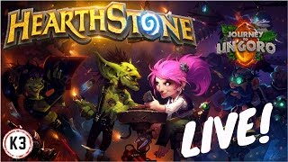 Journey to Un'Goro pack openings and games!