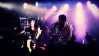 "2009.10.31 @QUATTRO Live ""LUSH"" UZUMAKI feat.JESSE(RIZE) Dancer:momo696 by LADY☆BONEZ."