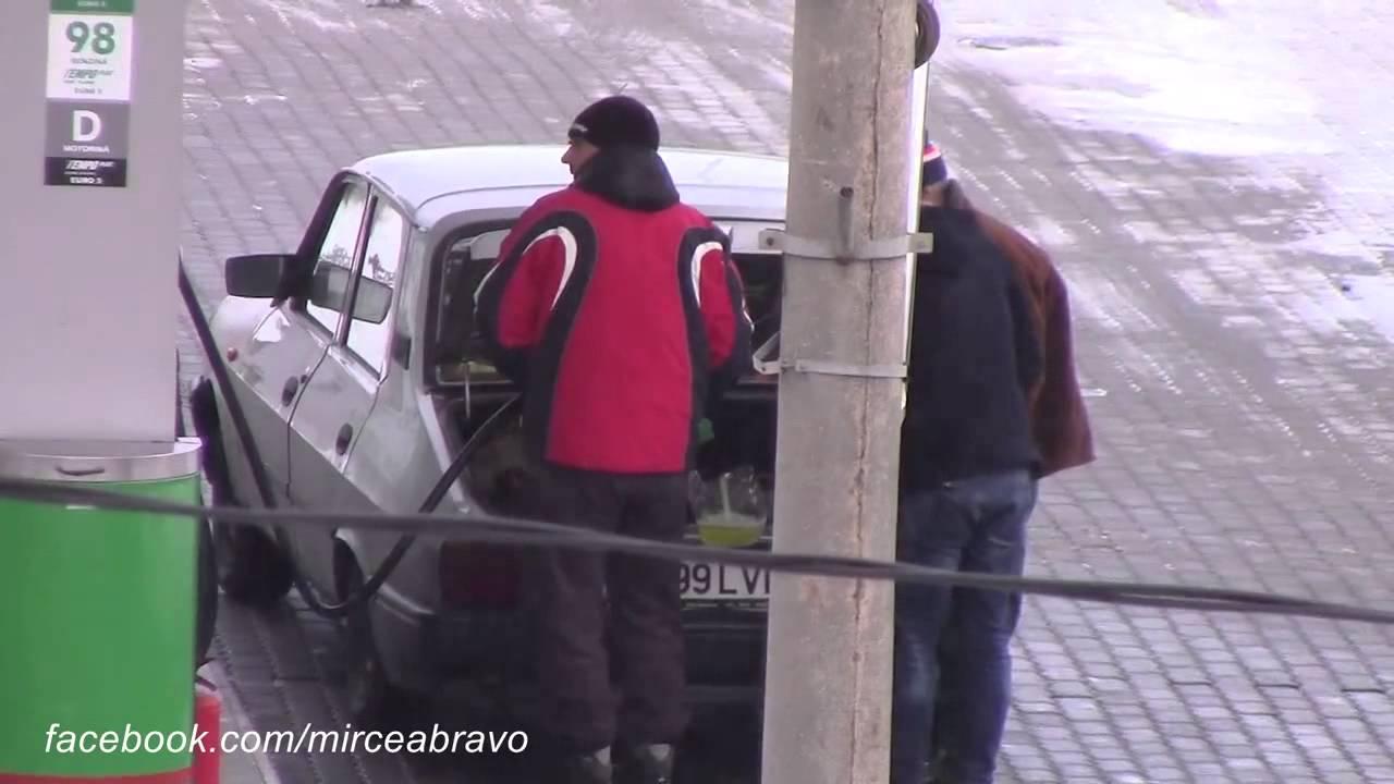Tutorial: cum sa faci rost de benzina cand nu ai bani - MIRCEA BRAVO