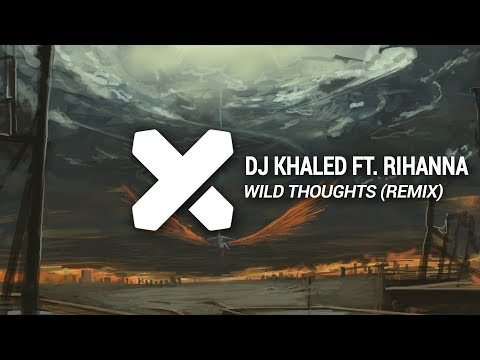 DJ Khaled ft. Rihanna - Wild Thoughts (SOME-1-ELSE Raindrop)