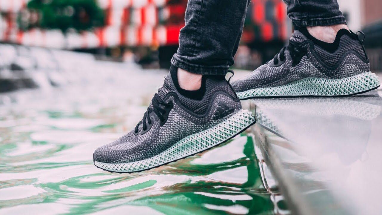 Adidas alphaedge 4D Review loco a pie mejor que impulsar