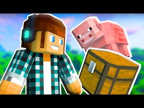 O MINECRAFT FICOU DIFERENTE !! - Minecraft Hexagono