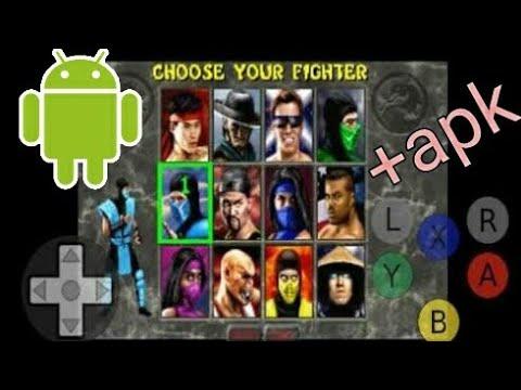 Mortal Kombat 2 Para Android Em (apk)