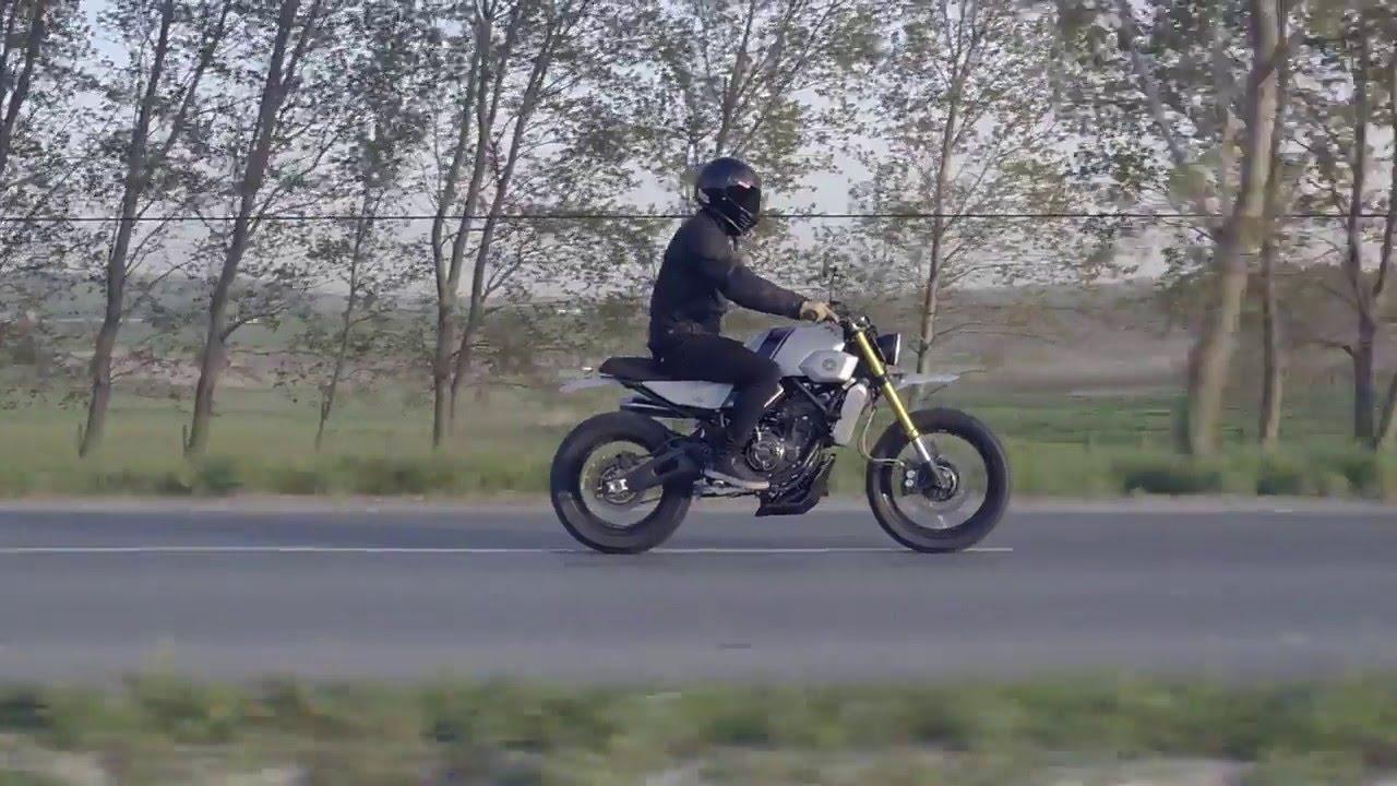 Yamaha Yard Built XSR700 Par Bunker Custom Motorcycles
